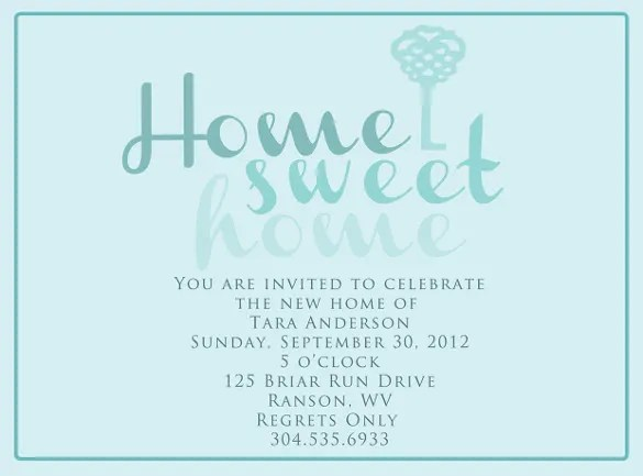 Format Of Invitation Card For Housewarming Ceremony – Ceremony Invitation Template