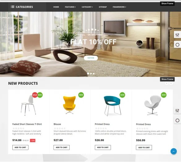 40 Interior Design Website Templates Free & Premium Templates