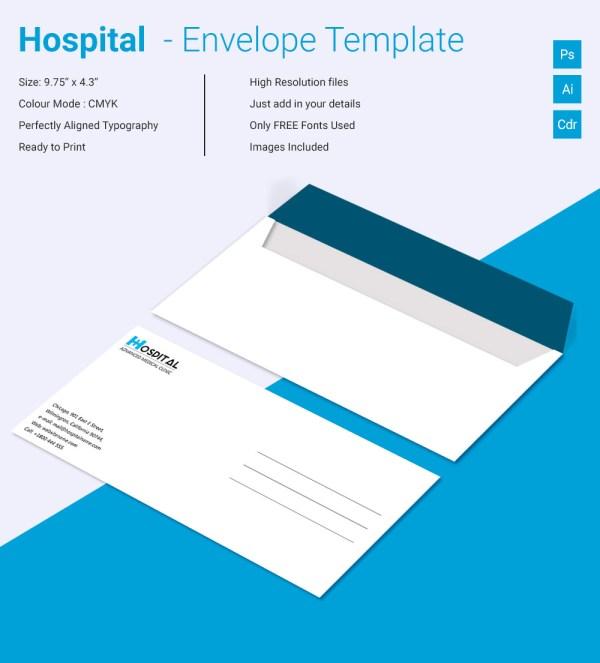 Free Download Envelope Templates