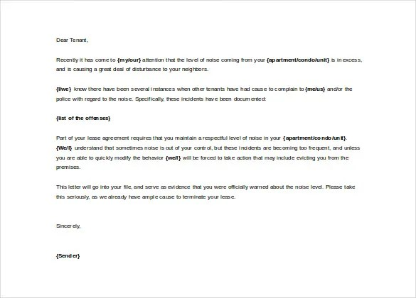 15 Word Complaint Letter Templates Free Download Free