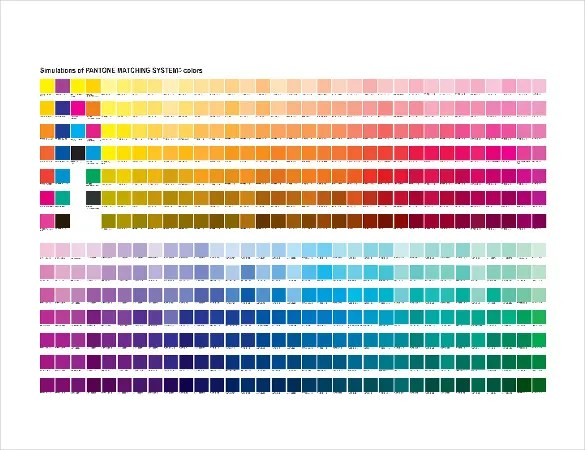 color chart download - April.onthemarch.co