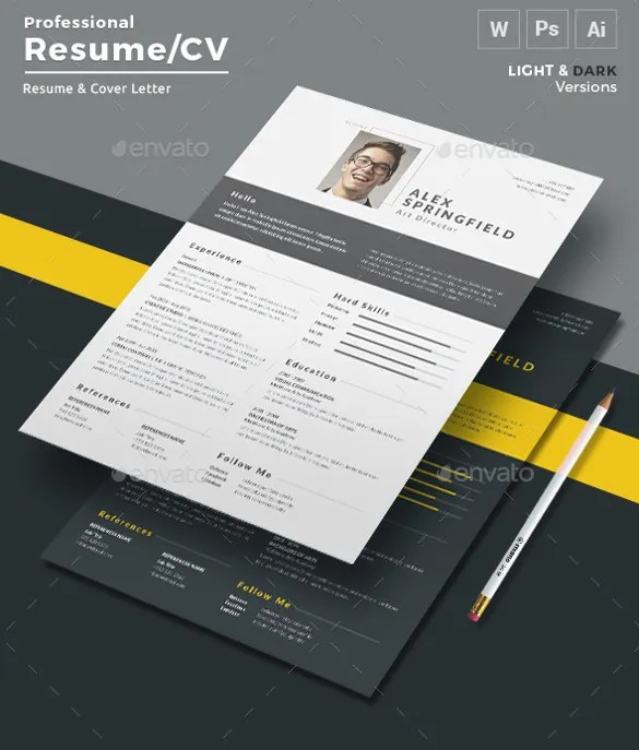 Cover Letter Microsoft Word Templates Resume