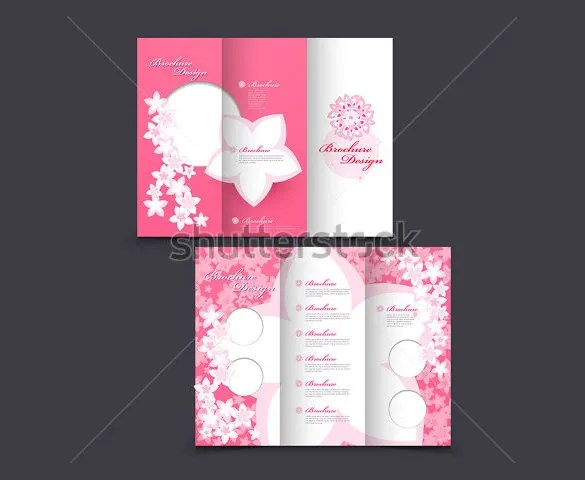 30 Wedding Brochure Templates  Ai Psd Docs Pages  Free  Premium Templates