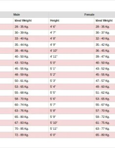 Height weight chart in kgs also word templates free download  premium rh template
