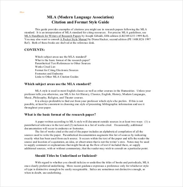 Example Apa Style Research Paper