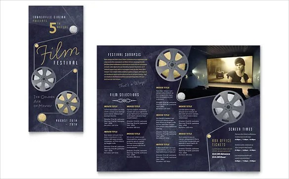 Brochure Template Word 41 Free Word Documents Download