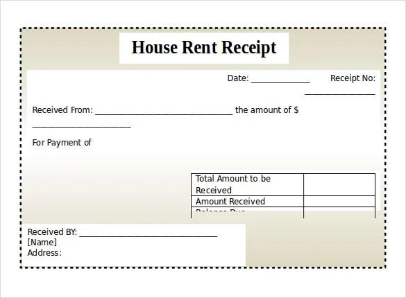 Cover Letter House Rent Allowance