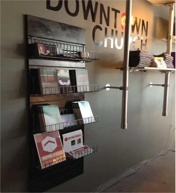 11 Beautiful Examples Of Brochure Rack Ideas Free