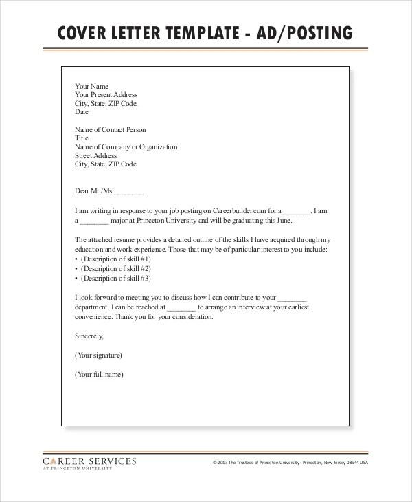19 Letterhead Templates  Free Word PDF Format  Free