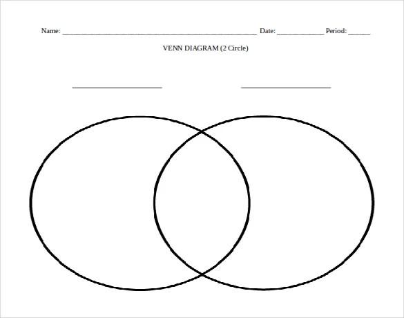 venn diagram on microsoft word 2001 jeep grand cherokee wiring 7 templates free premium format 2 circles template