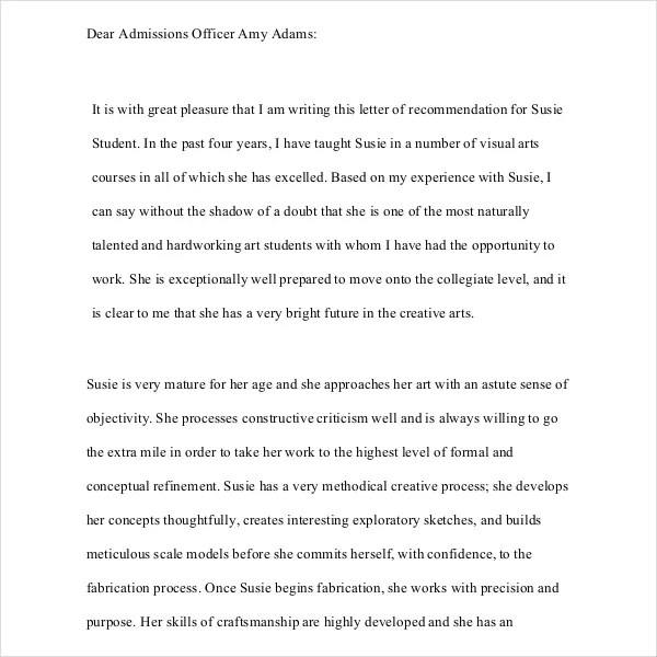 Cover Letter Student Lab Assistant