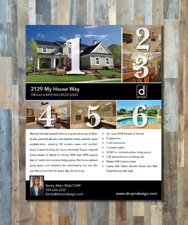 Real Estate Flyers 30 Free PDF PSD AI Vector EPS Format Download Free Premium Templates