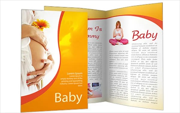 Pregnancy Flyer Template Free Download Dolap Magnetband Co