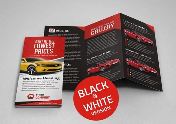 Car Brochure Templates – 19 Free PDF PSD AI Vector Format
