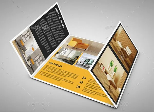 Photoshop Templates For Gatefold Flyers Dolap Magnetband Co