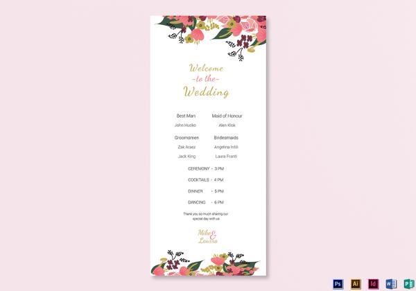 wedding card templates