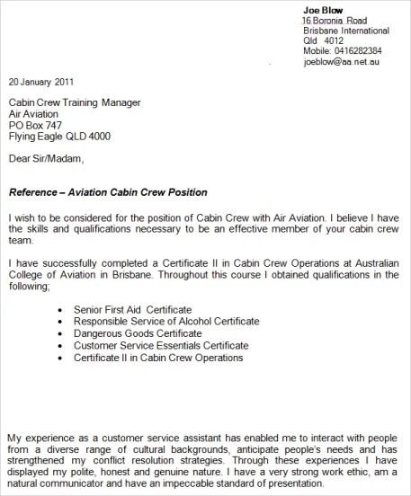 5 Flight Attendant Resume Templates Free Word PDF Document