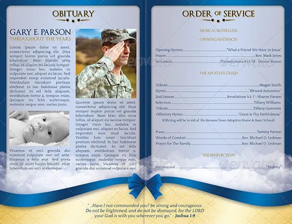 12 Funeral Service Brochure Templates Free PSD AI EPS Format