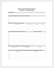 221+ Meeting Agenda Templates