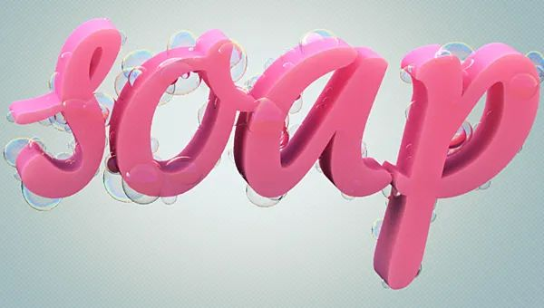 alphabet in bubble letters