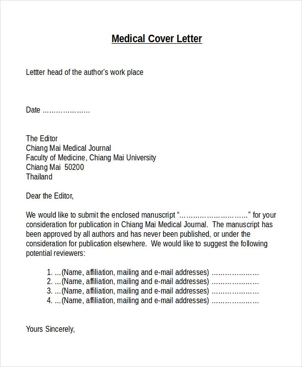 14 Cover Letter Templates  Free Sample Example Format  Free  Premium Templates