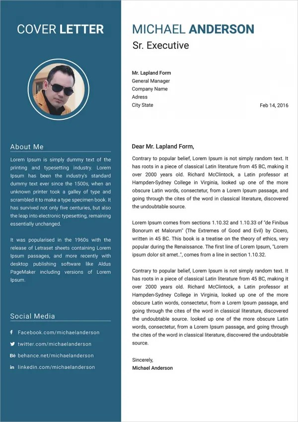 Cover Letter Download Resume Formats