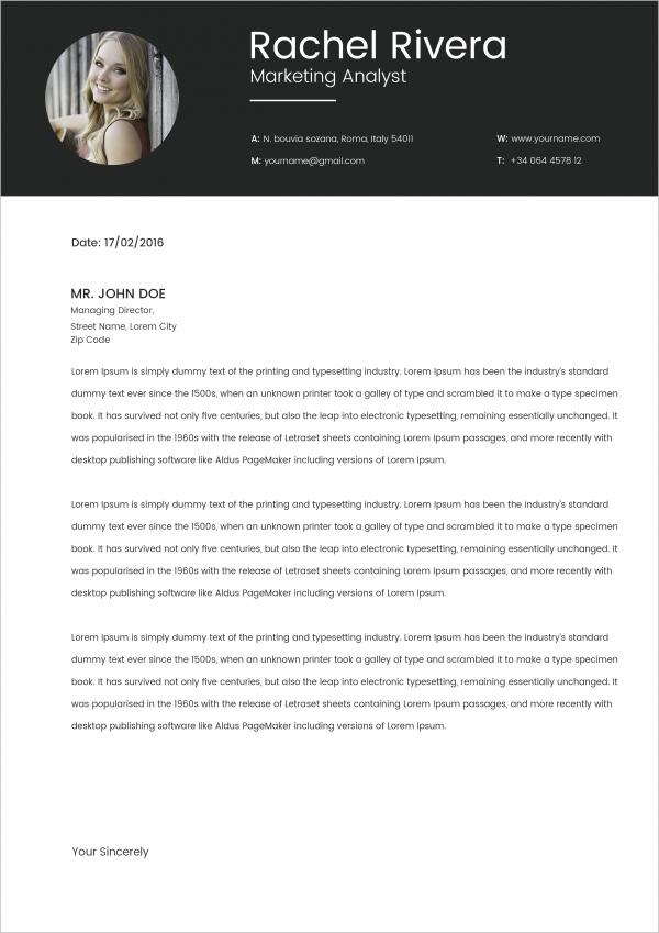 Cover Letter Web Designer Resume Sample