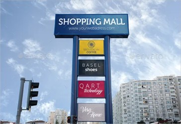 advertising mockup outdoor billboard mockups