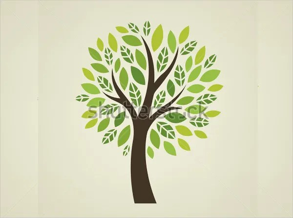 17 Tree Vectors Free PSD AI Vector EPS Format
