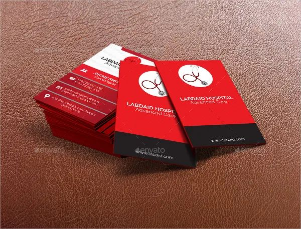 ms word template for business cards