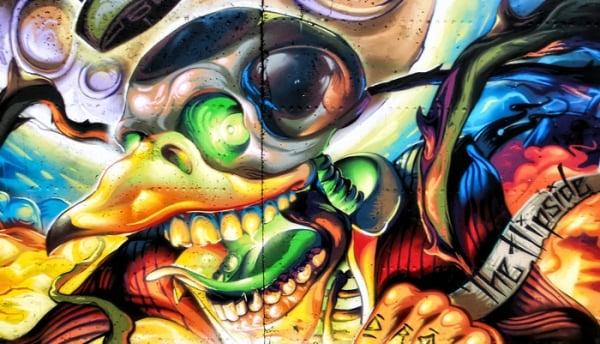 21 Graffiti Art Examples  Free  Premium Templates