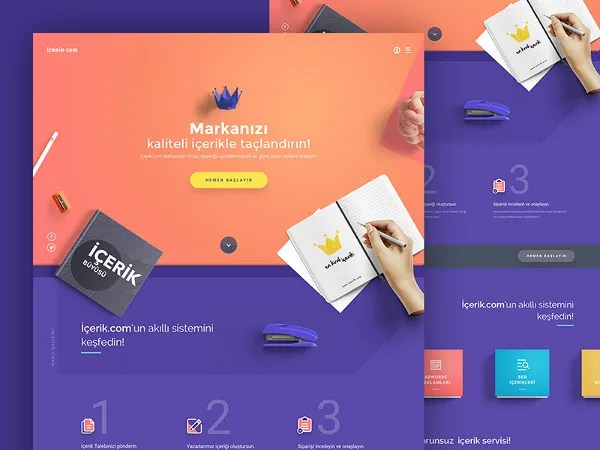 22 Best Landing Page Template Designs Free Amp Premium Templates
