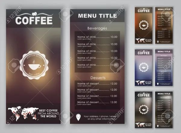 free trifold brochure template