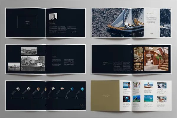 20 Luxury Brochure Template Free PSD AI Vector Google Docs Apple Pages Free Amp Premium