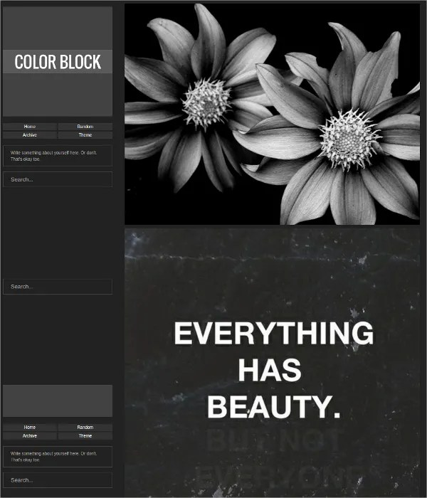 14 dark tumblr themes