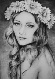 charcoal drawings free &