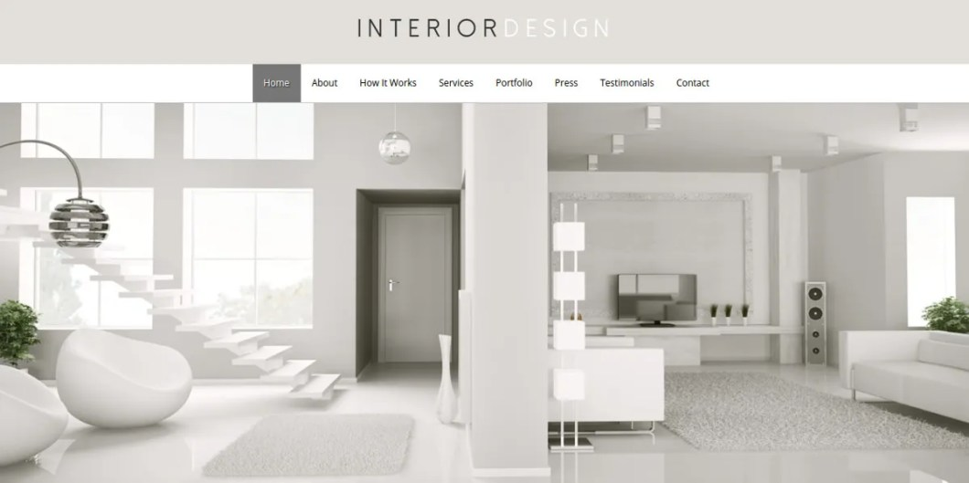 15 Interior Design Website Templates Themes Free Premium