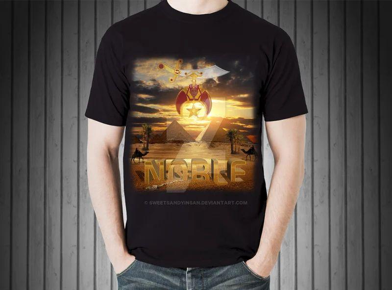black tshirt mockup