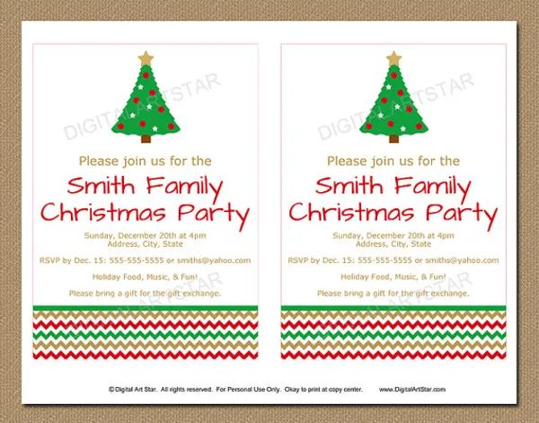 microsoft party invitation templates