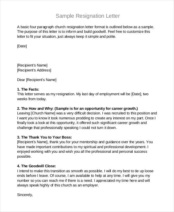 letter outline templates