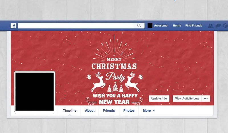 33 Facebook Timeline Cover Page Templates & Designs