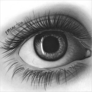 eye drawing cool drawings easy template templates realistic inspire featuring yourself instagram natural