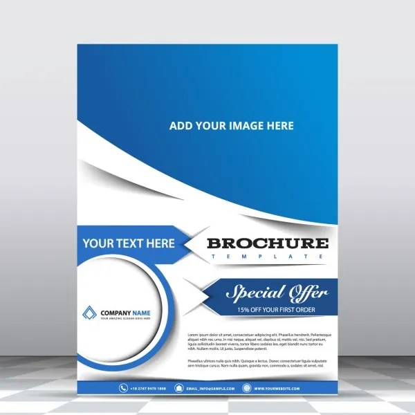 29 Brochure Templates Free PSD Vector AI EPS Format