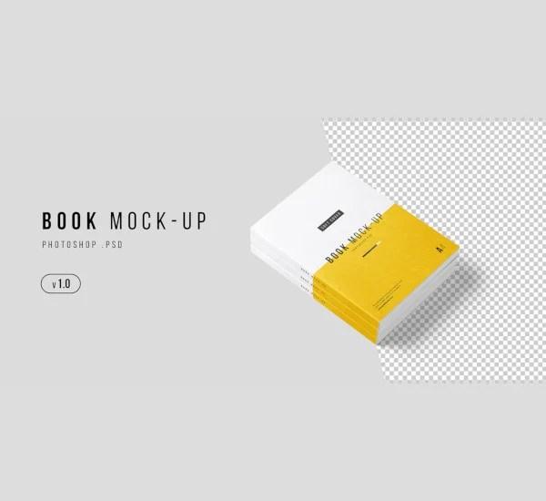 We invite you to read: 33 Free Book Mockup Designs Free Premium Templates