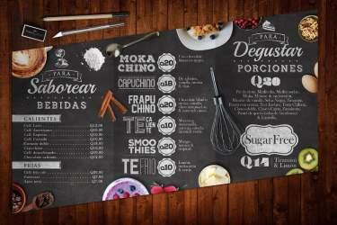 30+ Creative Restaurant Menu Designs Free & Premium Templates