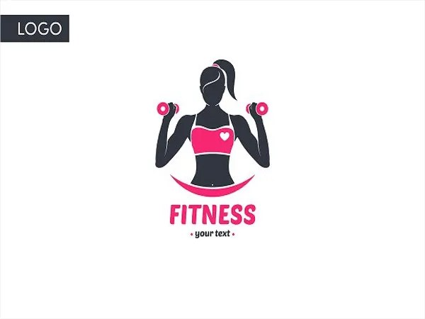 25 fitness logo free psd ai vector eps format download