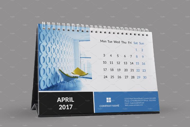 office template calendar