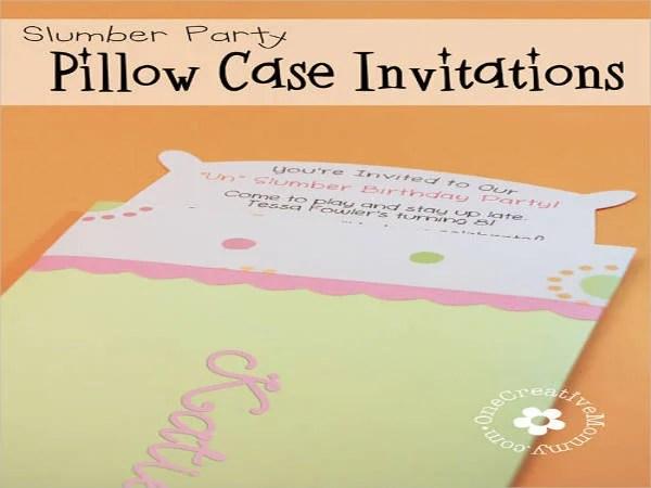 16 Slumber Party Invitation Designs Amp Templates PSD AI Free Amp Premium Templates