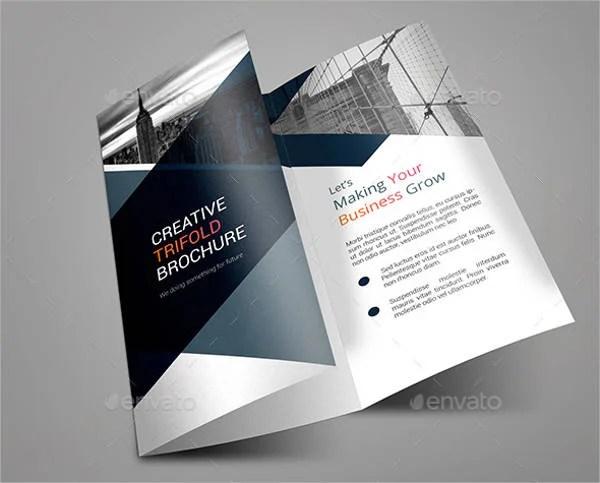 10 Trifold Brochure Designs Free & Premium Templates