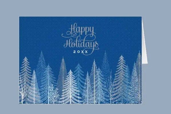 6 Business Holiday Cards PSD EPS Free Amp Premium
